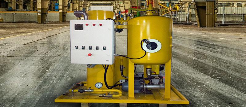 Oil Treatment Unit